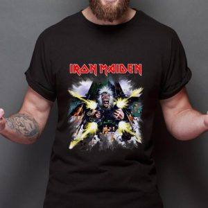 Iron Maiden Tail Gunner sweater