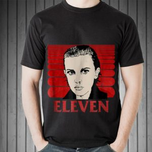 Netflix Stranger Things Eleven Retro sweater
