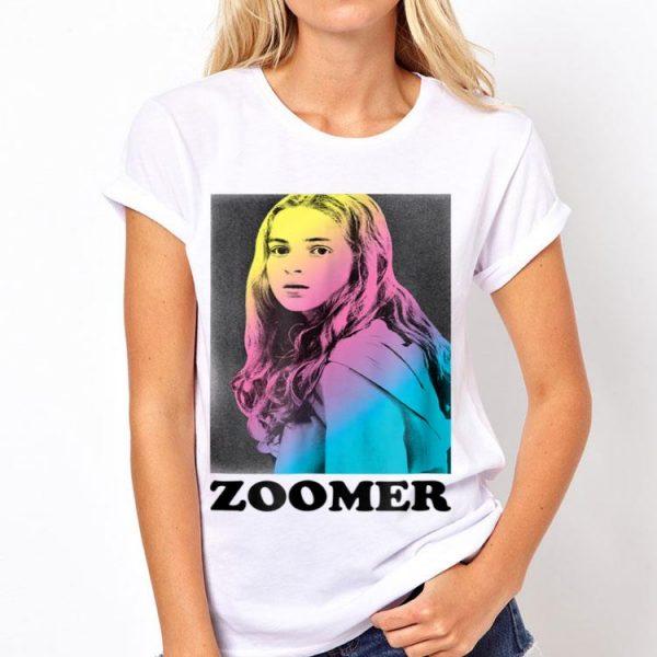 Netflix Stranger Things Zoomer shirt
