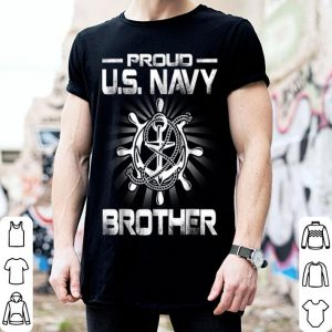 Proud U.S. Navy Brother shirt