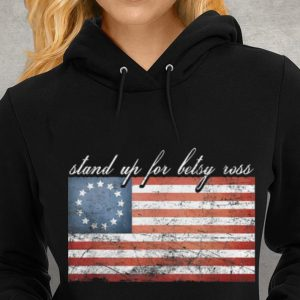 Rush Betsy Ross Limbaugh 13 Colonies Stars Stand Up For American Flag Youth tee