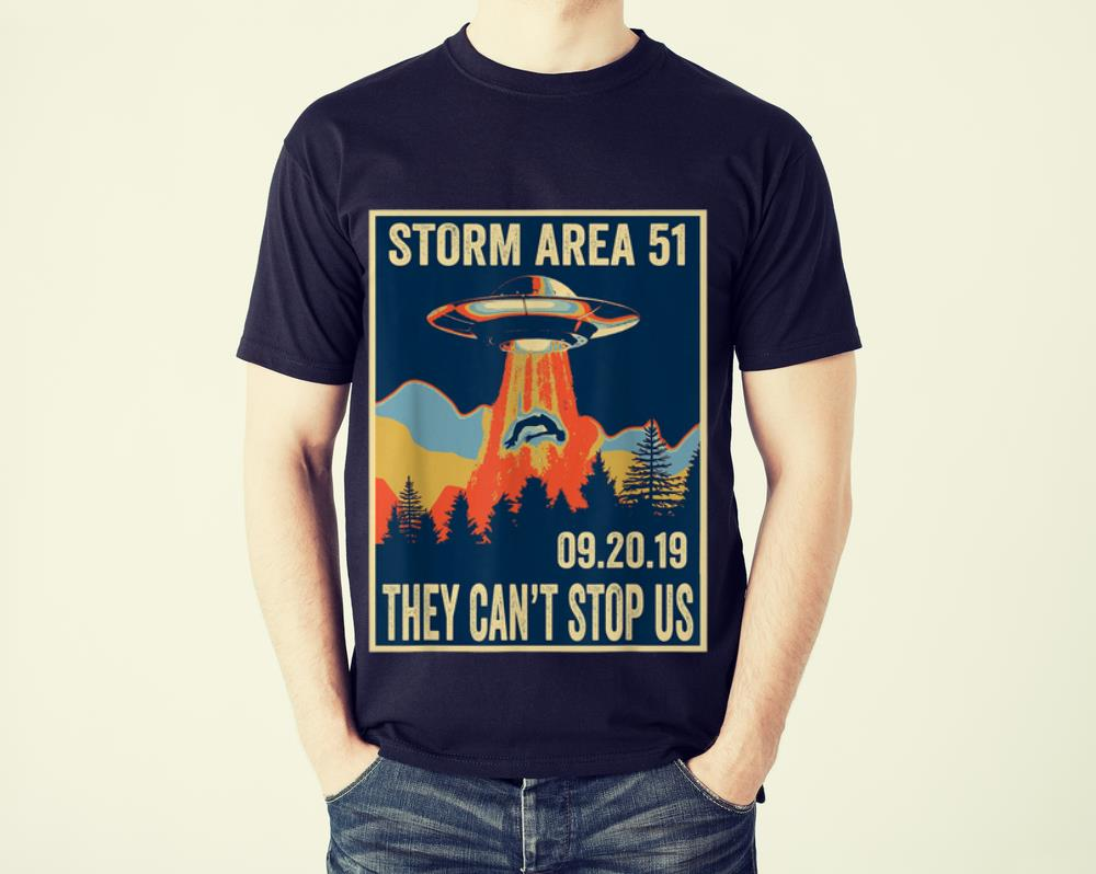 The Best Storm Area 51 They Can t Stop Us UFO shirt 1 - The Best Storm Area 51 They Can't Stop Us UFO shirt