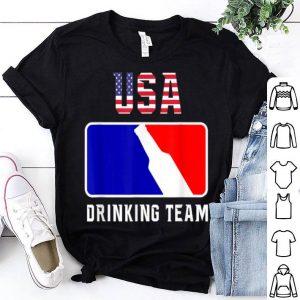 USA Drinking Team Beer Lover International Beer Day shirt