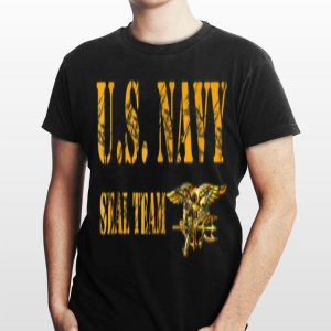 Us Navy Seal Team Original Logo shirt