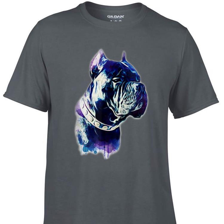 Awesome Cane Corso Watercolor Dog shirt 1 - Awesome Cane Corso Watercolor Dog shirt