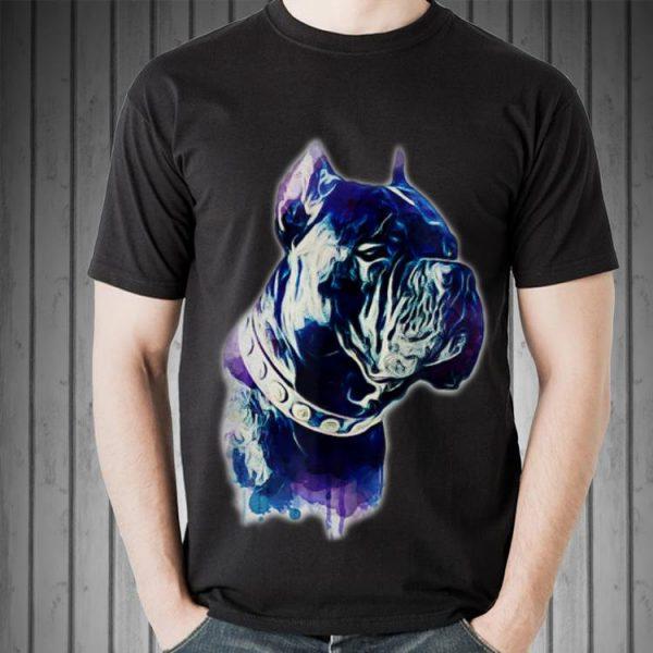 Awesome Cane Corso Watercolor Dog shirt
