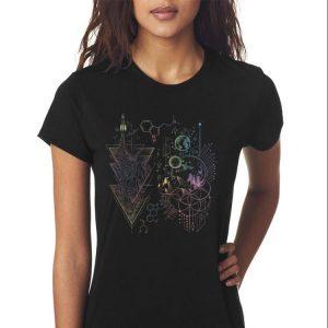 Awesome DMT Spirit Molecule Psychedelic Volunteer shirt 2