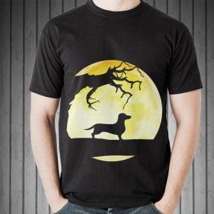 Awesome Scary Dachshund Halloween shirt