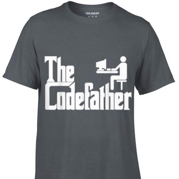Awesome The Codefather Programmer shirt