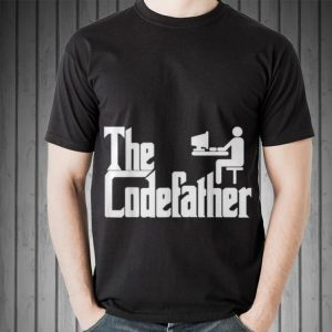 Awesome The Codefather Programmer shirt 1