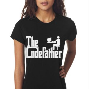 Awesome The Codefather Programmer shirt 2