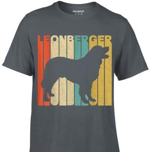 Awesome Vintage Leonberger Silhouette shirt