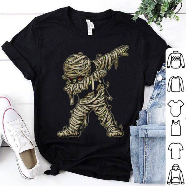 Beautiful Dabbing Mummy Halloween Dab Gift shirt