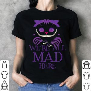 Beautiful Evil Cheshire Cat - Halloween - Spooky shirt