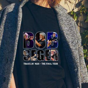 Bob Seger Travelin Man The Final Tour sweater