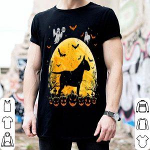 Hot Bull Terrier Lover Halloween Dog Lovers Gift shirt