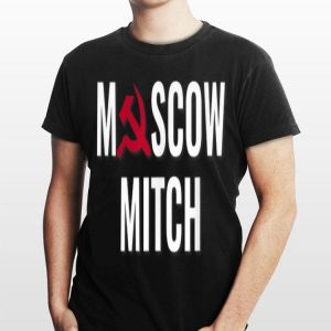 Moscow Mitch Traitor McConnell shirt