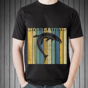 Retro Vintage Mosasaurus Dinosaur sweater