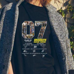 Signature 7 Years Brooklyn Nine Nine Years Of 2013 - 2020 sweater 1
