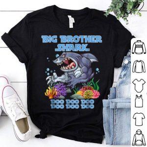 Top Big Brother Shark Do Funny Halloween Cute Gift Idea shirt