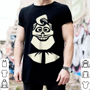 Top Disney Pixar Coco Ernesto Face Halloween Graphic shirt