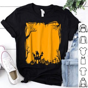 Top Halloween Scary Night Funny Party shirt