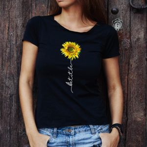 Top Let It Be Sunflower shirt 2