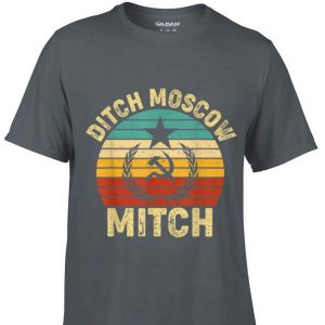 Vintage Ditch Moscow Mitch Communist Party of Great Britain sweater
