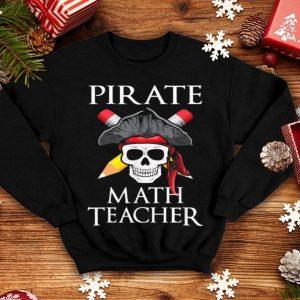 Beautiful Math Teacher Halloween Party Costume Gift shirt