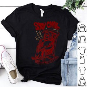 Drink Coffee Death Viking Halloween Women, Men Kids shirt