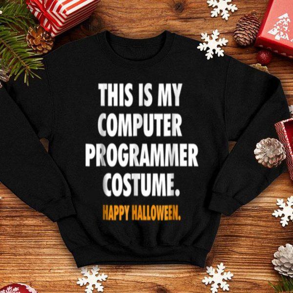 Halloween For Programmers shirt