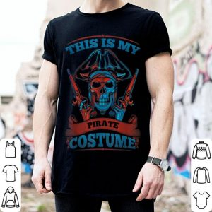 Nice Colorful Funny Graphic My Pirate Halloween shirt