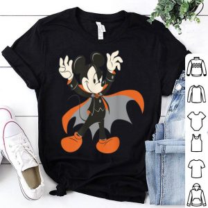 Nice Disney Halloween Mickey Mouse Magic Art shirt