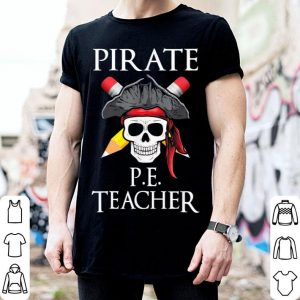 P.e. Teacher Halloween Party Costume Gift shirt