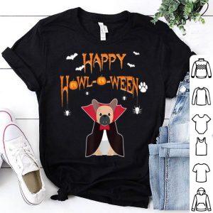 Premium French Bulldog Halloween Costume Pet Dog Owner Walkers shirt