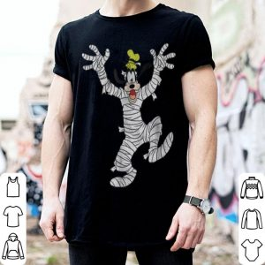 Top Disney Halloween Goofy Mummy shirt