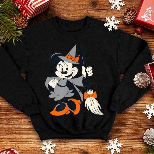 Awesome Disney Halloween Minnie Happy Witch shirt