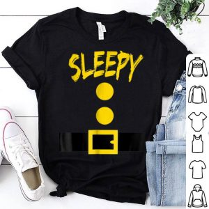 Awesome Dwarf Costume - Funny Halloween Gift Idea - Sleepy shirt