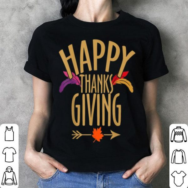 Awesome Happy Thanksgiving Turkey Day Gift shirt