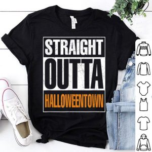 Beautiful Halloween - Straight Outta Halloween Town shirt