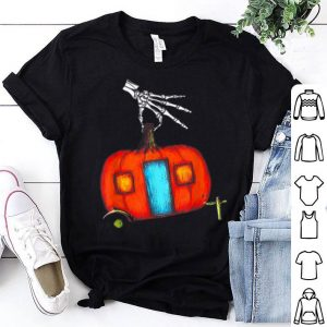 Beautiful Happy Camp-O-Ween Funny Camping Halloween Gifts shirt