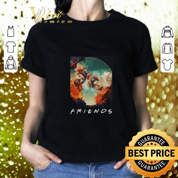 Cool Friends Breaking Bad Walter and Jesse shirt