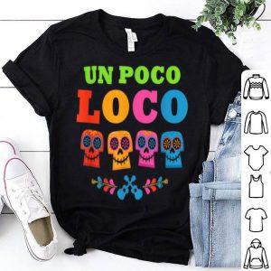 Funny Awesome Poco Loco Birthday Party Halloween Funny shirt