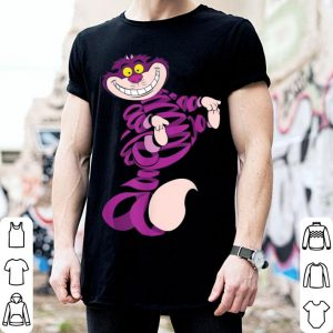 Funny Crazy Cheshire Cat - Wonderland Cats for Halloween shirt