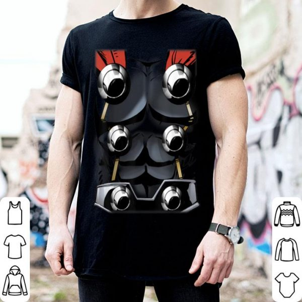 Funny Marvel Thor The Mighty Halloween Costume Graphic shirt