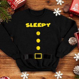 Funny Sleepy Dwarf Halloween Costume Sleepy Dwarf Sleepy shirt