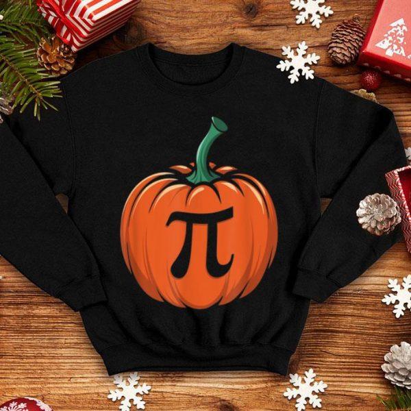 Official Pumpkin Pi Funny Pie Pun Math Halloween Tee Gifts shirt