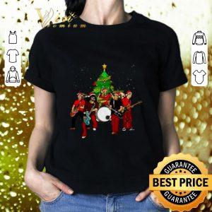 Premium Foo Fighters Christmas Tree shirt
