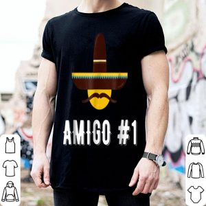 Top Amigo #1 Funny Group Halloween Costume Idea shirt