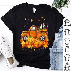 Beautiful Heeler Pumpkin Truck Halloween Thanksgiving Gift shirt